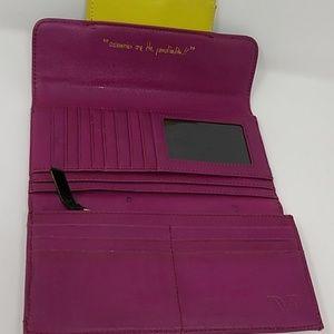 Diane Von Furstenberg Bags - Diane von Furstenberg | DVF monogram wallet